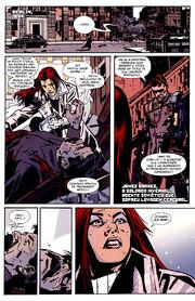 Viúva Negra em Deadly Origin Vol 1 1
