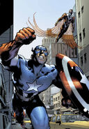 Captain America and The Falcon Vol 1 12 Textless