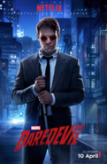Marvel's Daredevil poster 006