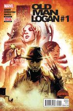 Old Man Logan Vol 1 1