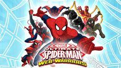 Ultimate Homem-Aranha Série Animada Frente