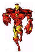 Armure d'Iron Man MK YT1