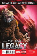 Death of Wolverine The Logan Legacy Vol 1 3