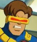 Escuadrón de superhéroes Ciclope