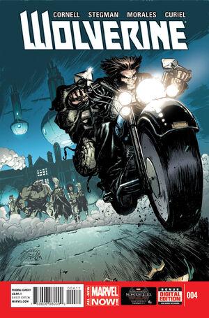 Wolverine Vol 6 4