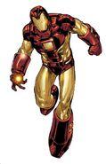 Armure d'Iron Man MK X