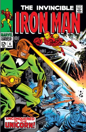 Iron Man Vol 1 4