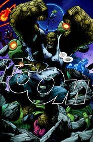 Фантастическая четверка и Человек-Паук против пришельца