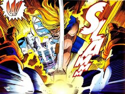 Thanos e Thor