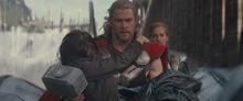 Побег из Асгарда - Царство тьмы