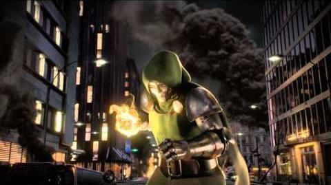 Marvel Avengers™ Battle for Earth -- Comic-Con Trailer UK