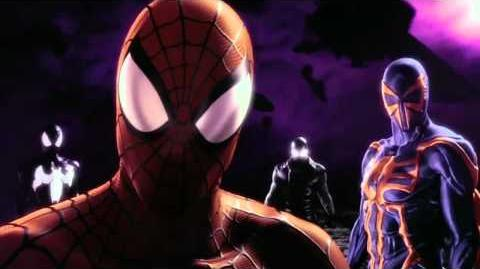 SpiderMan Shattered Dimensions Launch Trailer HD