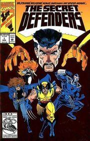 Dr stranger defenders comic 2