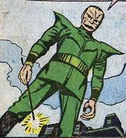Owen Reece first costume from Fantastic Four Vol 1 20
