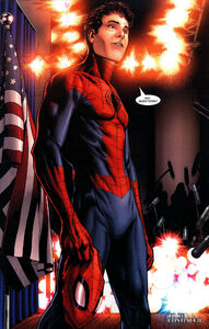 Peter Parker (Earth-616) from Civil War Vol 1 1 0002