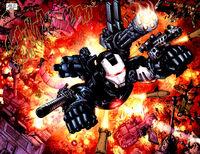 War Machine Vol 2 1 War Machine