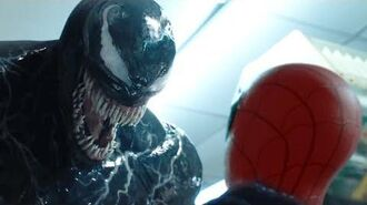"""VENOM"" Eats SPIDER-MAN VENOM Trailer Final Scene (HD)"