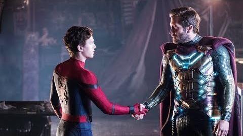Человек-Паук вдали от дома – второй трейлер