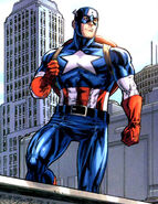 Steven Rogers (Earth-616) 141