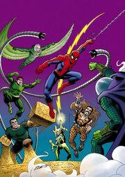 Amazing Spider-Man Vol 1 642 John Romita Sr Variant Textless