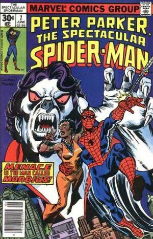 Peter Parker, O Espetacular Homem-Aranha Vol 1 7