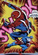 Spider-Man vs Capitán América