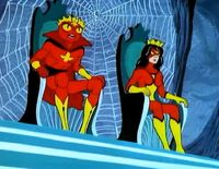 Spider King & Spider Queen Earth-700459