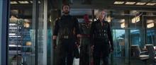 Возвращение Мстителей в штаб-квартиру - Война бесконечности