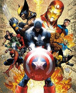 Marvel Guerra Civil 02