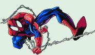 Spider-Man Peter Parker (Tierra-TRN177) MSH-winpose
