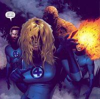 UFF 21 Fantastic Four Earth-2149