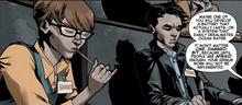 Première rencontre entre Tony et Bruce Banner