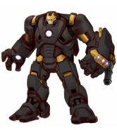 Armure d'Iron Man MK XLIV