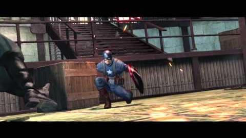 Captain America Super Soldier Trailer 4