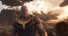 Танос на Титане - Война бесконечности