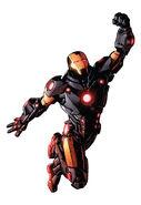 Armure d'Iron Man MK XLIX