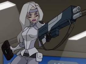 Sable Manfredi (Tierra-26496) de The Spectacular Spider-Man (serie animada) Temporada 2 8 002