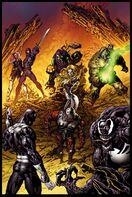 Thunderbolts Vol 1 110 Variant