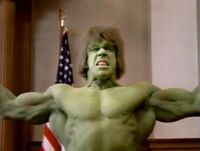 Hulk on the trial