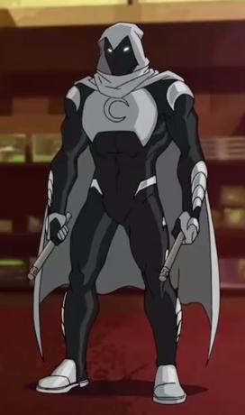 Marc Spector (Tierra-12041) de Ultimate Spider-Man (serie animada) Temporada 4 24 001