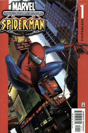300px-Ultimate Spider-Man Vol 1 1