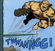 Gargantus Jumping