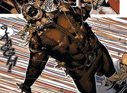 Victor Creed (Earth-616) Uncanny X-Men 16