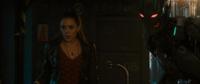 Ванда и Альтрон сражаются со Мстителями