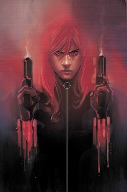 Black Widow Vol 5 13 Sin Texto