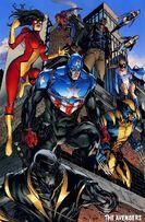 New Avengers Bill Tan-a