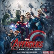 Avengers Age of Ultron (soundtrack)