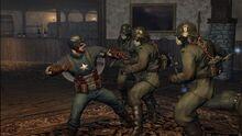 Кэп против солдат Гидры - Captain America Super Soldier game