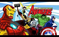 Avengers Earth's Mightiest Heroes (Animated Series)