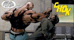Eminem The Punisher One-Shot Barracuda vs Frank